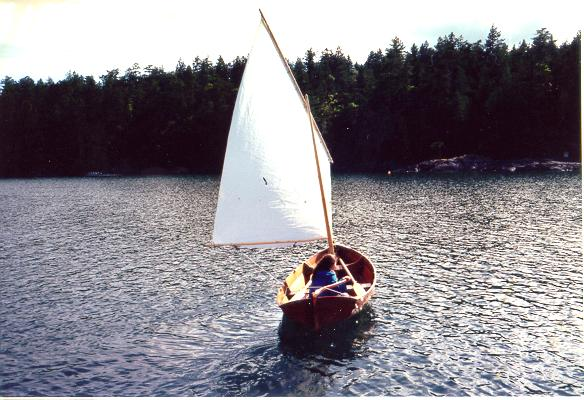 A Shellback Dinghy
